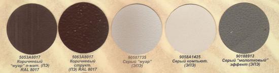 Краска для металлических поверхностей