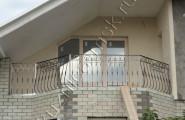 Ограждение балкона 1