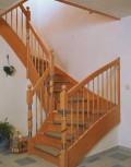 Деревянная лестница 10