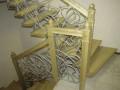 Деревянная лестница 11
