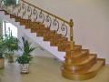 Деревянная лестница 4