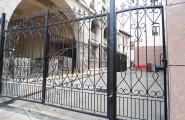 Ворота Москва, ковка