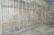 Кузница. Изготовление кованых ворот