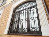 Ковка, решетка но окне
