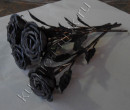 Букет кованых роз