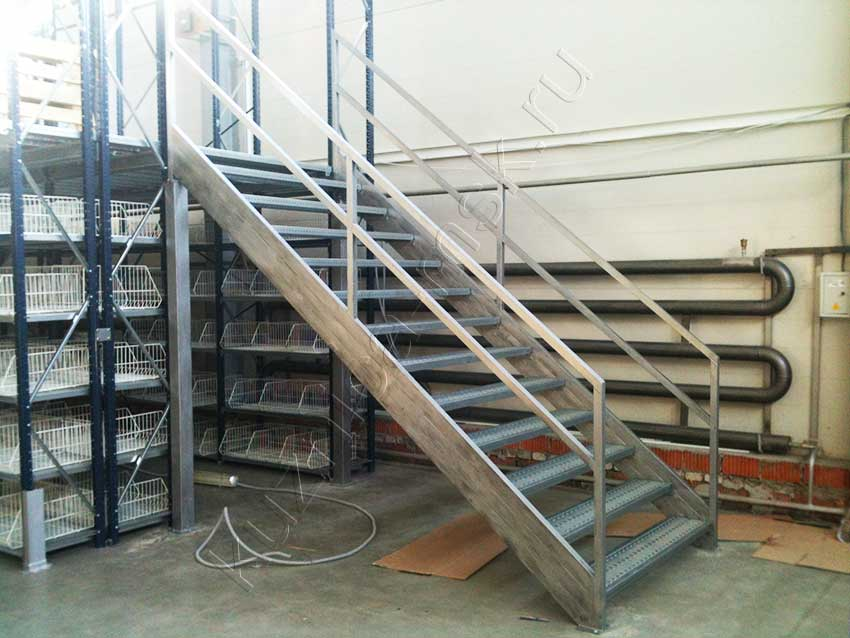 Фото электронные самоделИзделия из металла Лестница на