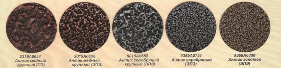 Антик для покрытия изделий из металла