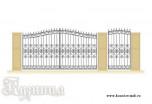 Эскиз ворот №8