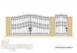 Эскиз ворот №9