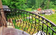 Кованые балконы, код: Б-725