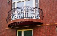 Ковка балкон, код: Б-726