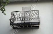 Балкон, ковка