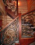 Деревянная лестница 5