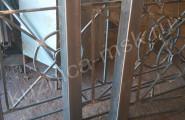Сборка оградки