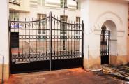 Ворота и калитка № В-261