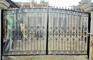 Ворота распашные № В-259