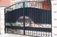 Ворота, ковка