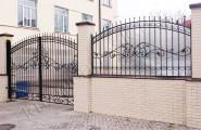 Ковка забор и ворота