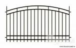 Сварной металлический забор №17