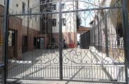 Ворота Москва, кованые