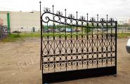 Секция кованых ворот