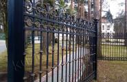 Забор кованый на заказ