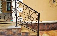 Кованые лестницы цены № 216
